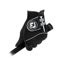 Footjoy Raingrip Men'S Pairs Black M