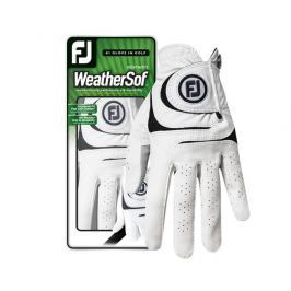 Footjoy Weathersof LLH White S