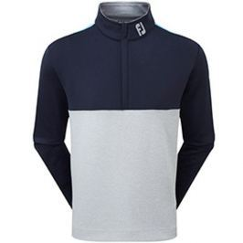 Footjoy Jersey Color Block Chillout H.G/Navy/L.B XL