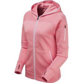 Footjoy Womens Zip Fleece Hoody Pink Sdye S
