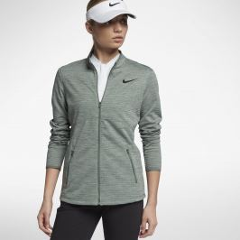 Nike Womens Dry Top Hz Clay Green/Black L