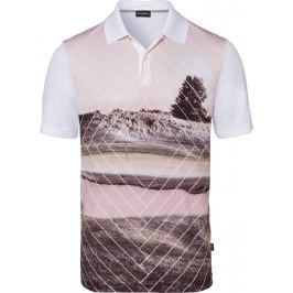 Golfino Mens Printed Polo 100 52