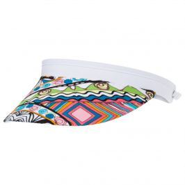 Golfino Womens Tribal Print Cable Visor 100 OS