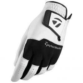Taylormade TM18 Stratus Leather White Black LH S
