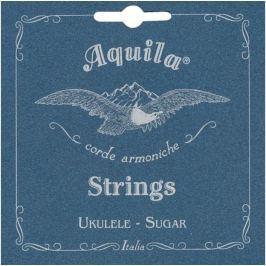 Aquila Sugar Ukulele String Set Concert low G wound