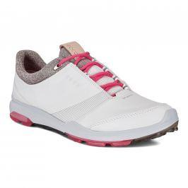 Ecco Golf Biom Hybrid 3 White/Teaberry 41 Womens
