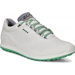 Ecco Golf Biom Hybrid 2 White/Granite Gree 38 Womens
