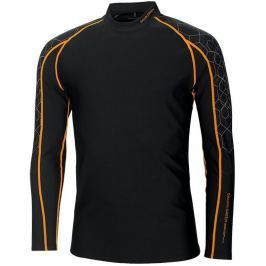 Galvin Green Ebbot Long Sleeve Black/Orange/Iron M