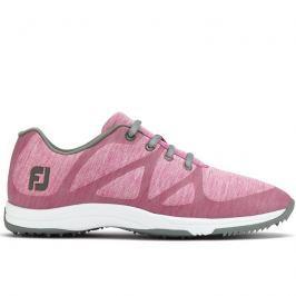 Footjoy Fj Leisure Pink Womens US6.0