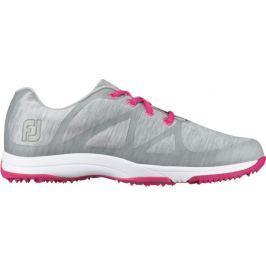 Footjoy Fj Leisure Light Grey Womens US7.5
