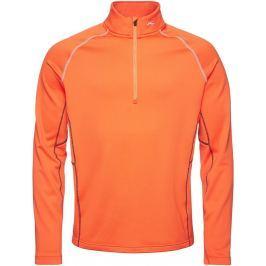 Kjus Men Diamond Fleece Halfzip Kjus Orange Grey 50