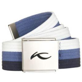 Kjus Unisex Square Webbing Belt Bijou Blue M/95