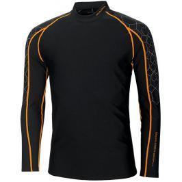 Galvin Green Ebbot Long Sleeve Black/Orange/Iron L