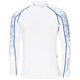Galvin Green Ebbot Long Sleeve White/Kings blue/Iron S