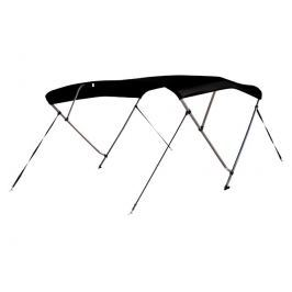 Talamex Bimini Top DeLuxe Black - 170-183 cm