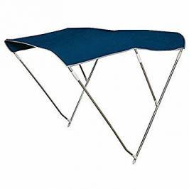 Osculati Bimini Top III Stainless Blue - 210-220 cm