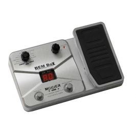 MOOER BEM Box Bass Guitar MultiFX Processor with expression pedal