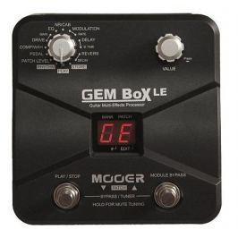 MOOER GEM Box LE Guitar MultiFX Processor