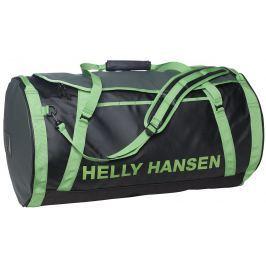 Helly Hansen DUFFEL BAG 2 30L BLACK-GREEN