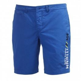 Helly Hansen Bermuda Graphics Shorts - BLUE - 33