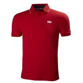 Helly Hansen HP RACING POLO II - RED - L