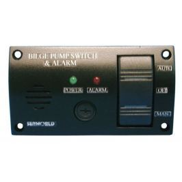Rule Bilge Pump Control Panel with Alarm