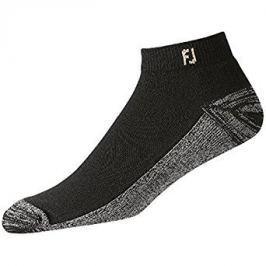 Footjoy ProDry Sport Black Socks Mens