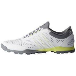 Adidas Adipure Sport White/Grey Heater/Frozen Yellow Womens UK4