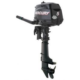 Mercury F 5 S - Short Shaft