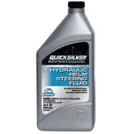 Quicksilver Hydraulic Helm Steering Fluid