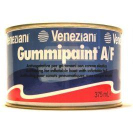 VENEZIANI Gummipaint Antifoulig 375ml Black