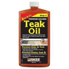 Star Brite Premium Golden Teak Oil 473ml