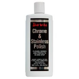 Star Brite Chrome and Stainless Polish 237ml