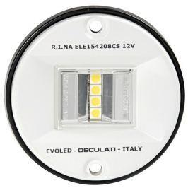 Osculati Evoled navigation light 135° stern white ABS