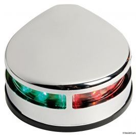 Osculati Evoled Bicolor navigation light polished SS body