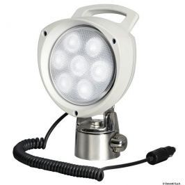 Osculati Articulating, Portable Spotlight