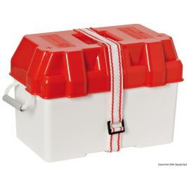 Osculati Battery box white/red moplen 100 A
