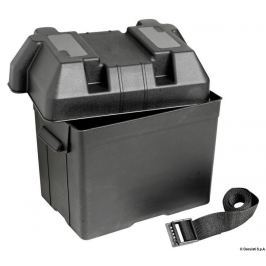Osculati Battery box black moplen 95 A