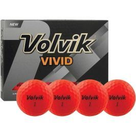 Volvik Vivid Red