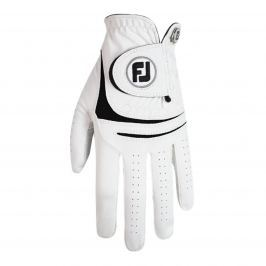 Footjoy W-Sof Glove Ladies RH White L
