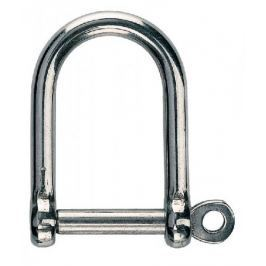 Osculati D - Shackle AISI 316 WIDE JAW o 12 mm