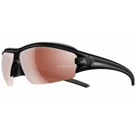 Adidas Evil Eye Halfrim Pro Black Matt/LST Polarized Large