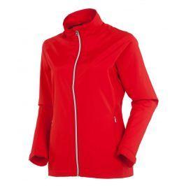 Sunice Women Belmont Windwear Jacket Scarlet Flame L