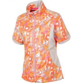 Sunice Women Britanny Windwear Oyster/Neon Pink Flash Print XS