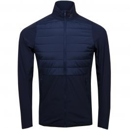 J.Lindeberg Womens Hybrid Jacket Lux Softshell Navy XS