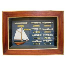 Sea-club Knot board 36x26cm