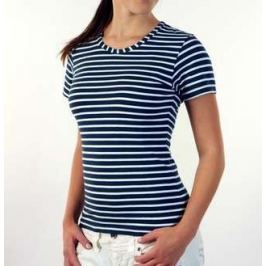 Sailor Women's Navy T-shirt short sleeve - XXL