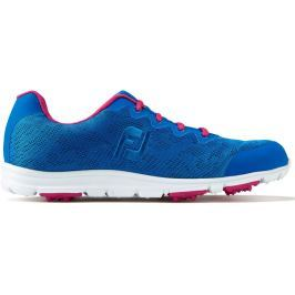 Footjoy Enjoy Cobalt/Berry Womens US9.5