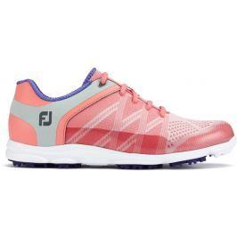 Footjoy Sport Sl Pink/Blue Womens US9.0
