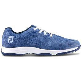 Footjoy Fj Leisure Blue Womens US7.5